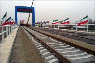 طرح ریلی آستارا-آستارا در مرکز مبادلات تجاری خط آهن سراسری قرار دارد