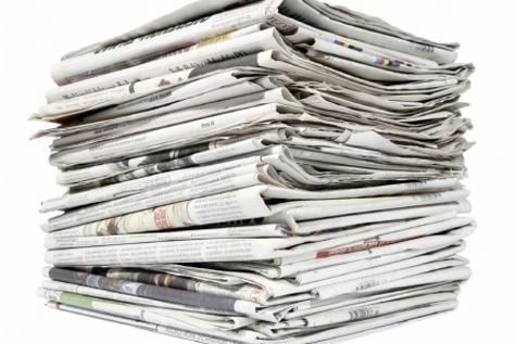 صفحه اول روزنامه های امروز / ۲۸ بهمن