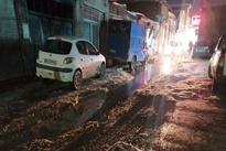 عکس| مشکلات این روزهای مردم اردبیل