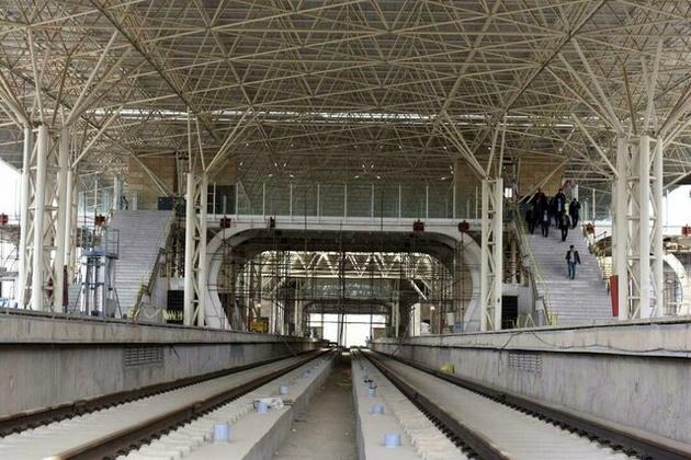 راه اندازی ایستگاه قطار برقی کرج - شهر جدید هشتگرد؛ به زودی