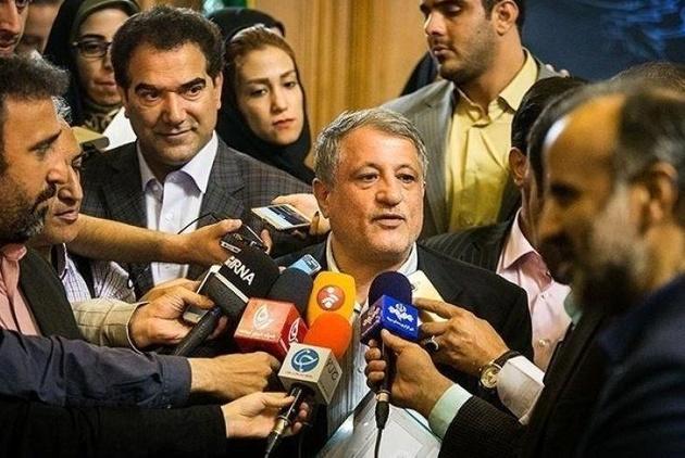 دفاع محسن هاشمی از ماندن افشانی در سمت شهردار تهران