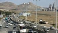 افزایش ۴۰درصدی تردد وسایل نقلیه در مرکزی همزمان با ایام اربعین