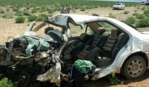 واژگونی خودرو در میبد با 11 مصدوم و پنج کشته