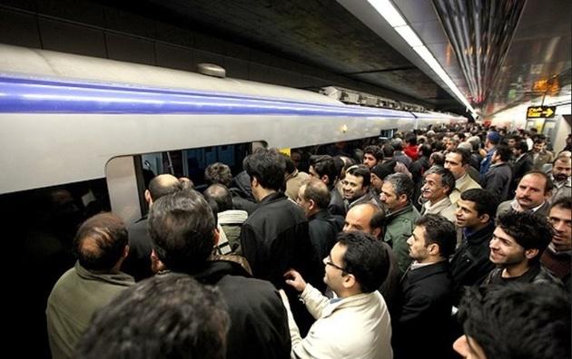 خداحافظی با ازدحام مسافرین در مترو با خرید دوهزار واگن