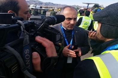 انجام موفق تمرین کامل طرح اضطراری فرودگاه مشهد در سطوح مختلف