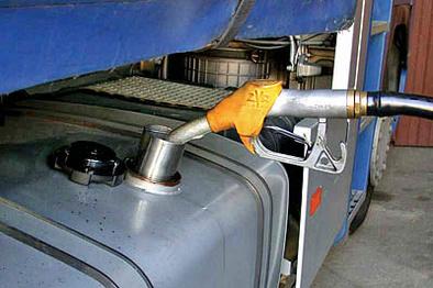 گازوئیل یورو۴ به استان بوشهر رسید