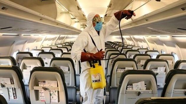 کاهش 96 درصدی مسافران پروازهای بین المللی در مردادماه