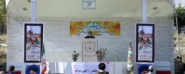 عمران و آبادانی منطقه آزاد در گرو امنیت پایدار است