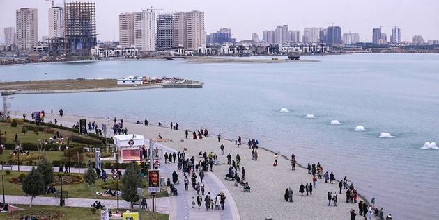 تکمیل پروژههای محدوده دریاچه چیتگر با اعتبار 121 میلیاردی