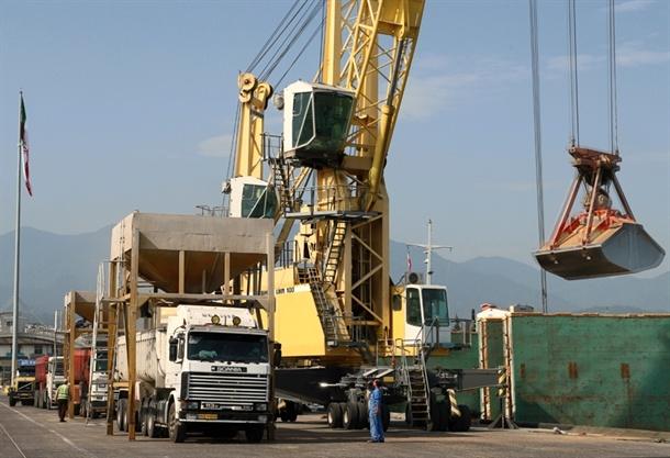 افزایش سرعت ترخیص کالا از منطقه ویژه اقتصادی بندر نوشهر