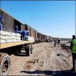 تسهیل صادرات سیمان از طریق راهآهن به آسیای مرکزی