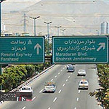 ◄ بزرگراه اشرفی اصفهانی؛ حمل و نقل عمومی و ترافیک
