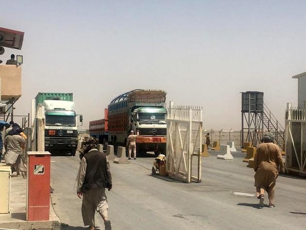 روند تجارت ایران و افغانستان به حالت عادی بازگشت