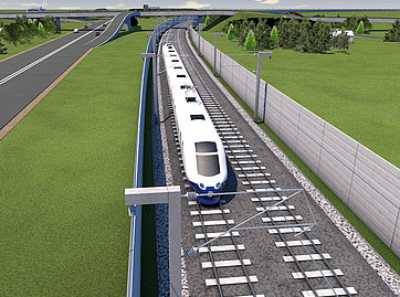 Rail Baltica passenger and freight service plan unveiled