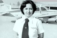 اولین خلبان زن ایران