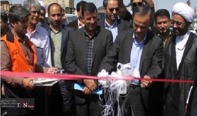 ۱۰۵کیلومتر راه روستایی در شرق کرمان ساخته شده است