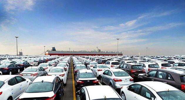 ورود مشروط خودروهای ترخیص شده تا 16 دی
