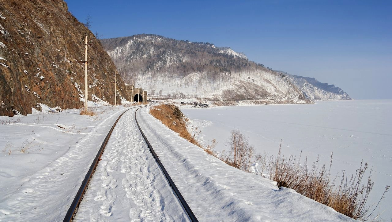 Trans-Siberian Railway/ روسیه