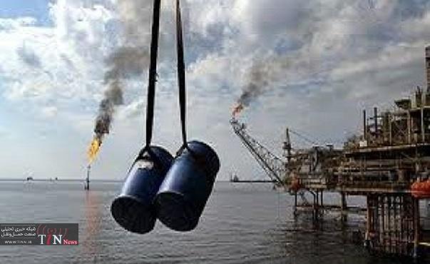 ثبات قیمت نفت برنت در محدوده ۵۵ دلار