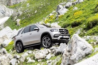2020 Mercedes-Benz GLE: Technology Straight From Sci-Fi