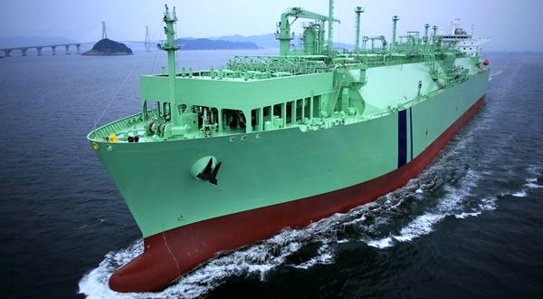 Samsung Heavy Industries to build another LNG FSRU
