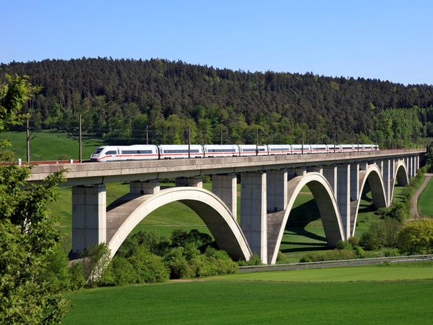 DB plans high speed line renewals programme