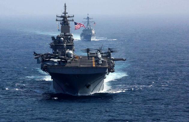 خط مقدم مخالف جنگ علیه ایران