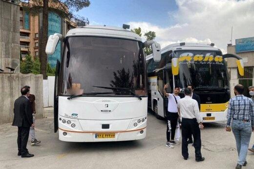 جزئیات تازه از حمله نارنجکی به اتوبوس پرسپولیس