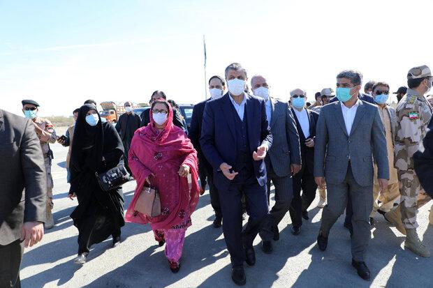 چهار بازارچه و گذرگاه مرزی جدید بین ایران و پاکستان ایجاد می شود