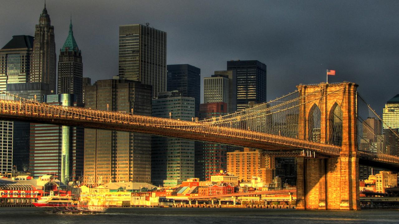 پل بروکلین (Brooklyn Bridge) - نیویورک