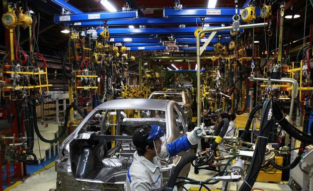 تولید خودرو ۱۸ درصد رشد یافت
