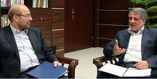 «هاشمی» حمایت «قالیباف» از حملونقل عمومی پایتخت را خواستار شد