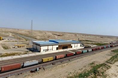 رشد ۱۱۲ درصدی صادرات ریلی از گلستان به آسیای میانه