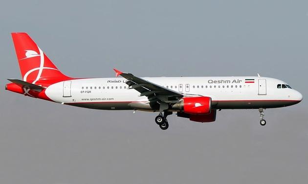 توضیحات قشمایر در خصوص تاخیر پرواز مشهد-نجف