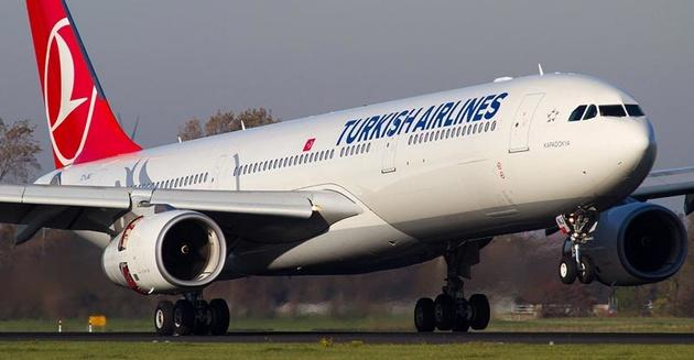 مصدومیت 30 نفر در پرواز ترکیش ایرلاینز