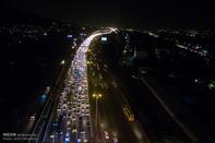 بار 18 درصد ترافیک ملی بر دوش البرز/تردد روزانه 770 هزار خودرو
