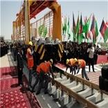 «عشقآباد» و «کابل» تفاهمنامه بازسازی راه آهن سرحدآباد-تورغندی را امضا کردند