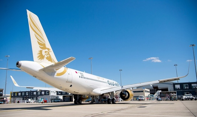 Gulf Air Receives Its Second A320neo