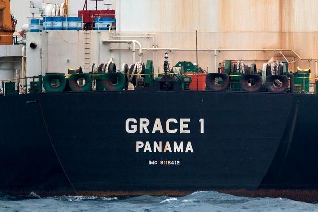 نفتکش «گریس-1» تغییر نام داد و آزاد شد