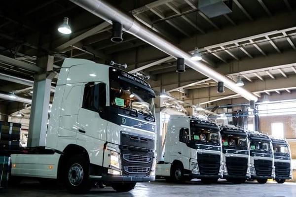 رشد تولید کامیون، کامیونت و کشنده در کشور
