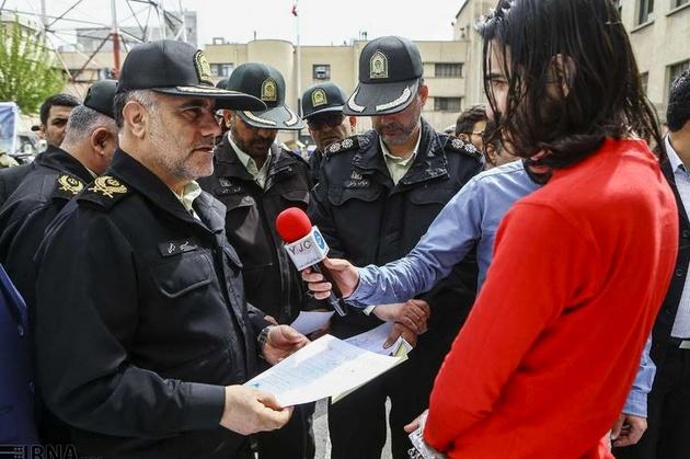 پلیس برای اجرای طرح زوجوفر منتظر پاسخ شهرداری است