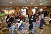 (تصاویر) ورود «مثلث طلایی» به  تهران