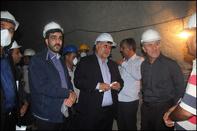 بازدید دو روزه حسننیا از پروژههای حوزه راه و شهرسازی لارستان
