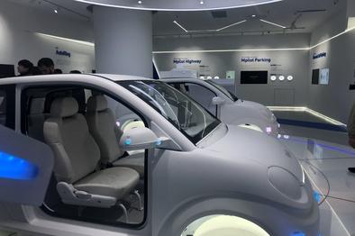 چین پیشرو تولید خودروهای هوشمند