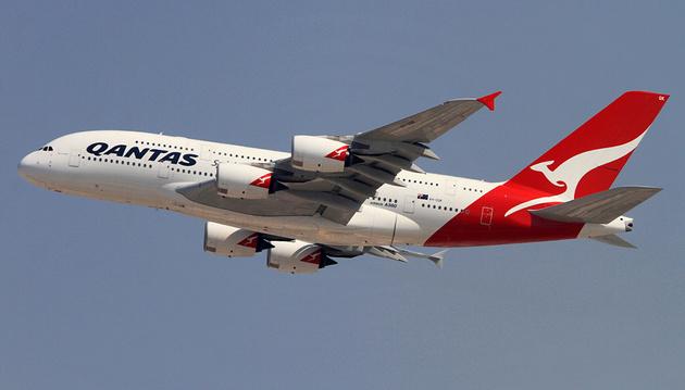 Qantas to Operate World's First US-Australia Biofuel Flight