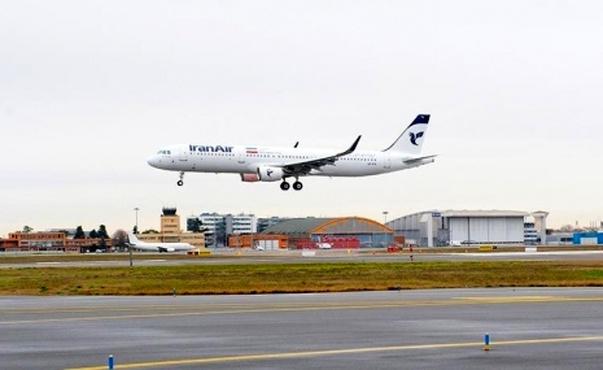 آغاز پروازهای خارجی ایرباس «ای ۳۲۱» از ۲ ماه دیگر