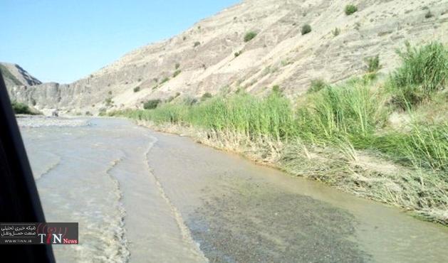 بازدید معاون عمرانی استاندار از پروژه راه روستایی شیرین دره در خراسان شمالی