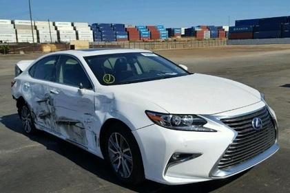 سانحه وحشتناک رانندگی سرنشین خودرو را به هوا پرت کرد