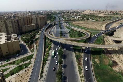 تکمیل پروژه ادامه شمالی بزرگراه شهید صیاد شیرازی در نیمه نخست سال