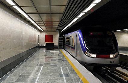 نقص ترافیکی مترو پایتخت